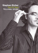 CD Single - Stephan Eicher - Tant & Tant / Mon Ami