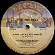 12'' - Stephanie Mills - Pilot Error