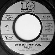 7'' - Stephen Duffy - Kiss Me