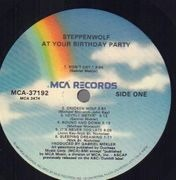 LP - Steppenwolf - At Your Birthday Party