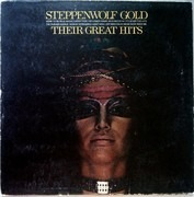 LP - Steppenwolf - Gold (Their Great Hits) - Gatefold