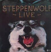 Double LP - Steppenwolf - Live