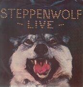 Double LP - Steppenwolf - Live - ITALIAN PRESSING