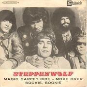 7inch Vinyl Single - Steppenwolf - Magic Carpet Ride - Original Portuguese EP