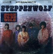 LP - Steppenwolf - Steppenwolf - SILVER SLEEVE