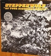 LP - Steppenwolf - At Your Birthday Party - still sealed