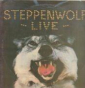 Double LP - Steppenwolf - Live - Gatefold