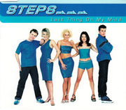 CD Single - Steps - Last Thing On My Mind