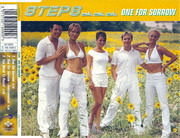 CD Single - Steps - One For Sorrow - CD1