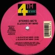 12'' - Stereo MC's - Elevate My Mind