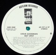 LP - Steve Goodman - Hot Spot