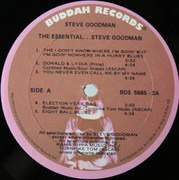 Double LP - Steve Goodman - The Essential...Steve Goodman - Gatefold