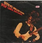 LP - Steve Miller Band - Fly Like An Eagle - UK Original