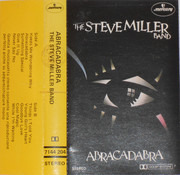 MC - Steve Miller Band - Abracadabra - Still Sealed