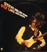 LP - Steve Miller Band - Fly Like An Eagle