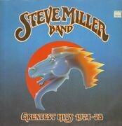 LP - Steve Miller Band - Greatest Hits 1974-1978