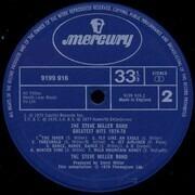 LP - Steve Miller Band - Greatest Hits 1974-78