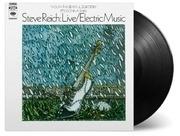 LP - Steve Reich - Live/Electric Music