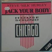 12inch Vinyl Single - Steve 'Silk' Hurley - Jack your body