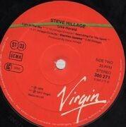 Double LP - Steve Hillage - Live Herald