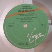 LP - Steve Hillage - Rainbow Dome Musick - Clear Vinyl