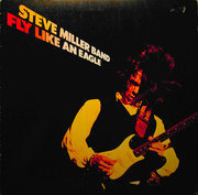 LP - Steve Miller Band - Fly Like An Eagle