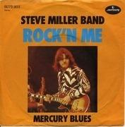 7'' - Steve Miller Band - Rock'n Me / Mercury Blues