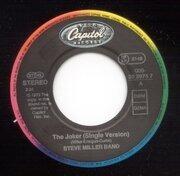 7'' - Steve Miller Band - JOKER 7 INCH (7' VINYL 45) UK CAPITOL 1990