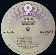 LP - Steve Swindells - Fresh Blood