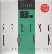 12'' - Stevie B - Spring Love (Come Back To Me)