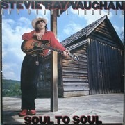LP - Stevie Ray Vaughan & Double Trouble - Soul To Soul - still sealed