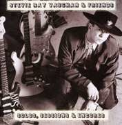 CD - STEVIE RAY VAUGHAN - SOLOS, SESSIONS & ENCORES