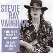 CD - Stevie Ray Vaughan - The Fire Meets The Fury (The Radio Broadcasts 1989) - Slipcase