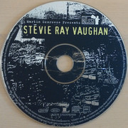 CD - Stevie Ray Vaughan - Martin Scorsese Presents The Blues