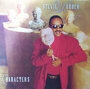 LP - Stevie Wonder - Characters