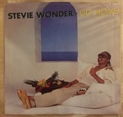 7inch Vinyl Single - Stevie Wonder - Go Home