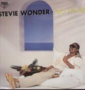 12'' - Stevie Wonder - Go Home