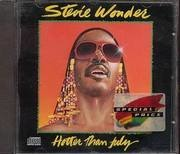 CD - Stevie Wonder - Hotter Than July