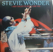 12'' - Stevie Wonder - I Just Called To Say I Love You