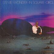 LP - Stevie Wonder - In Square Circle - Embossed