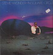 LP - Stevie Wonder - In Square Circle - Gatefold + Booklet.