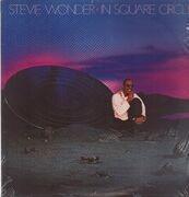 LP - Stevie Wonder - In Square Circle - still sealed, gatefold