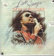 LP - Stevie Wonder - Love Songs - STILL SEALED!
