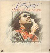 LP - Stevie Wonder - Love Songs
