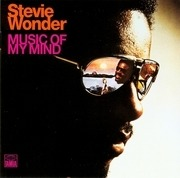 CD - Stevie Wonder - Music Of My Mind