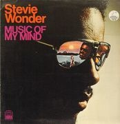 LP - Stevie Wonder - Music Of My Mind - Gatefold