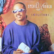 12'' - Stevie Wonder - Skeletons