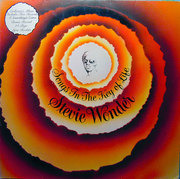 Double LP - Stevie Wonder - Songs In The Key Of Life - ONLY RECORD 1
