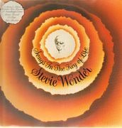 Double LP - Stevie Wonder - Songs In The Key Of Life - With Booklet