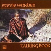CD - Stevie Wonder - Talking Book